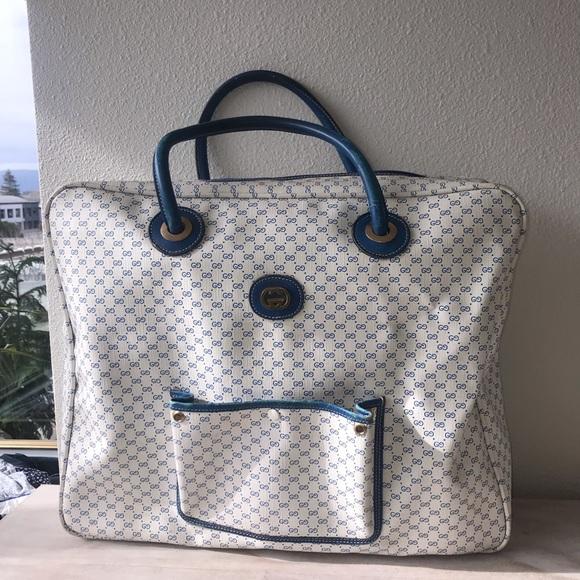 9c53011346238e Gucci Bags | Authentic Shopper Travel Bag Tote Duffle Bag | Poshmark